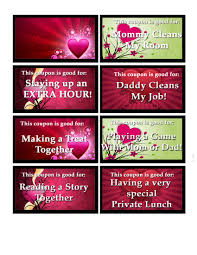 Free Valentine Coupons Christian Family Fun