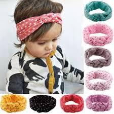 Sunlikeyou 2019 Fashion Toddler Turban <b>Baby Headband</b> Cute ...