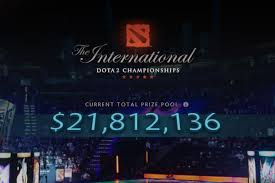 how the international builds esports biggest prize pool every