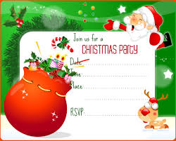 Free Christmas Invitation Template Christmas Invitations Free Templates Magdalene Project Org