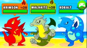 Chơi Game Đại Chiến Thú Nuôi Giống Pokemon - Game vui cho bé bình luận vui  nhộn