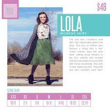 Lola Sizing Chart Lularoe Pin By Lularoe Browen Dosch On Lularoe By The Styles In 2019