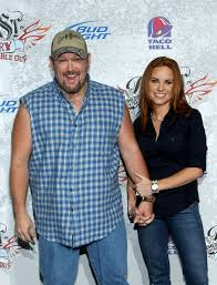 larry the cable guy wife. Delighful Guy Comedy Central Roast Of Larry The Cable Guy  Arrivals On Wife Y