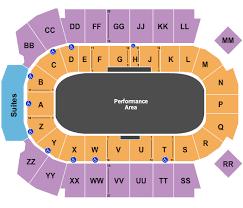 Enmax Centrium Seating Chart Rebel Energy Xtreme Bullriding Tickets January 11 2020