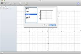 X And Y Graph Maker Getting Started With Grapher Your Macs Built In Graph Tool