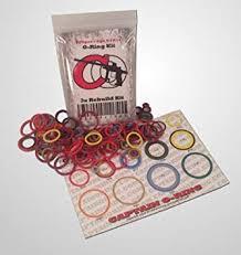 O Ring Colour Chart Dye Dm8 Dm9 Dm10 Dm11 Color Coded 3x Oring Rebuild