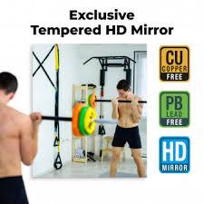 dance mirrors home gym wall mirror