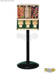 Bulk Candy Vending Machines Mesmerizing 48 4848Vending Triple Head Bulk Candy Vending Machines for Sale