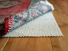 super lock natural rug pads for hardwood floors non slip pad safe