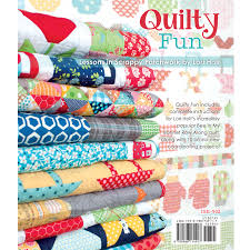 Quilts: Riley Blake Designs & It's Sew Emma Quilty Fun Quilt Pattern Adamdwight.com