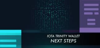 Iota Support Light Wallet Iota Trinity Wallet Next Steps Iota