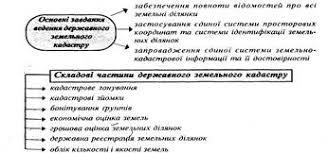 Государственный земельный кадастр Все эти составные части государственного земельного кадастра имеют разное применение в общей системе управления земельными