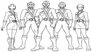 Power Ranger Coloring Pages Power Rangers Coloring Pages Power