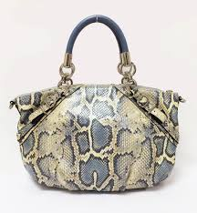 ... czech coach python embossed leather trim madison sophia satchel in  light blue. 1234567891011 2c16f d43c3 shop coach madison embossed medium ...