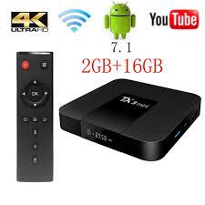Most Popular TV Box: Smart Tv Box X96 Netflix