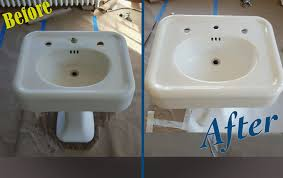 bathroom sink how to refinish bathroom sink excellent home design fancy on furniture design awesome