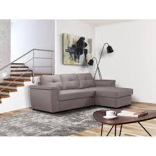 cayenne corner sofa bed light grey