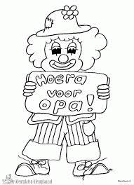 Kleurplaten Opa Verjaardag Brekelmansadviesgroep