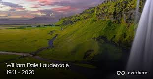 William Dale Lauderdale Obituary (1961 - 2020)   Athens, Alabama