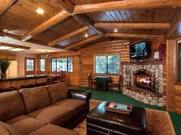 cabin fireplace mantels source log