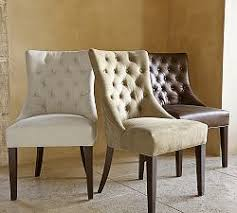fabric chairs for dining room