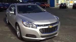 2015 Chevrolet Malibu 1LT Review - YouTube