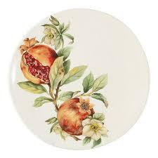 <b>Тарелка салатная</b> 22 см <b>Julia Vysotskaya</b> Гранат в Москве, купить ...