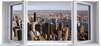 Fototapete Mit Fenster Finest D Wandbild Tapete Mit Weitem