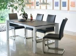 tempered glass dining table medium ext grey tempered glass dining table with 6 chairs for designs