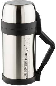 Купить <b>Термос THERMOS FDH Stainless</b> Steel Vacuum Flask, 1.65 ...