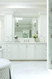 shaker style bathroom cabinets. Shaker Cabinets Bathroom White Vanity With Satin Nickel Hardware Style Plans