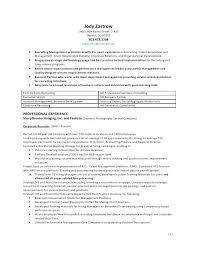 Opt Recruiter Resume Professional Resume Templates