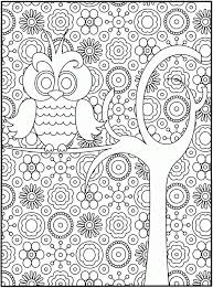 Free, printable coloring book pages!a large selection of colorings so your children can find their favorite cartoons! Free Detailed Coloring Pages For Older Kids Coloring Home