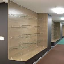 cable suspended glass shelves - Google Search