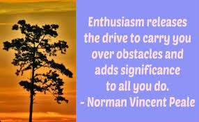 Enthusiasm Quotes