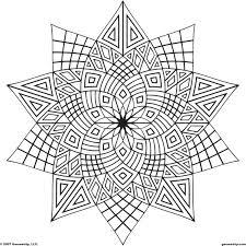 Adult Free Designs Too Color Geometripcom Free Geometric