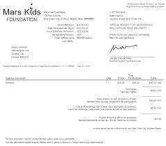 in kind gift receipt template charity convenient tax receipts for charitable donations child rec