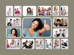 Center Collage Samples