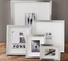 wall art gallery photo frames contemporary silver modern photo frame square silver photo frame freestanding