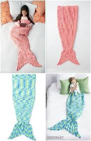 Free Crochet Mermaid Blanket Pattern Magnificent Inspiration