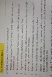 Berikut ini adalah latihan uji kompetensi perawat (ukom) bagian ke 4 beserta kunci jawabannya review: Uji Kompetensi Bab 1 Ppkn Kelas 9 Esay Hal 29 Brainly Co Id