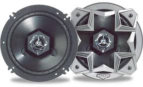 kicker ds60 6 1 2 2 way car speakers for 6 1 2 and 6 3 4 kicker ds60 front