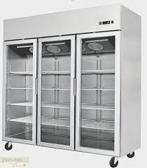 upright freezers appliances with led