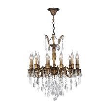 worldwide lighting versailles 12 light crystal chandelier