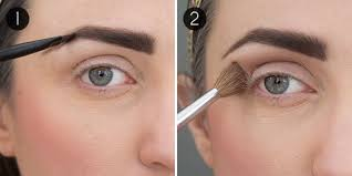 for dark circles trust your fingers for the job instead of the brushes there you go no makeup look nomakeuptips6 after the