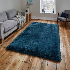 Get a stunning look in your bedroom with shaggy rugs Pickndecorcom