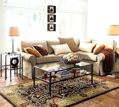 topic to tanner round coffee table polished nickel finish pottery barn knock off