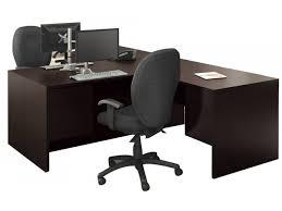l shaped office furniture. Genoa LShaped Office Desk Left Return Intended Shaped Furniture