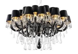 black and gold modern chandelier modern murano chandelier dmgouttes24k murano lighting