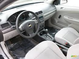 Gray Interior 2008 Chevrolet Cobalt LS Coupe Photo #60544176 ...